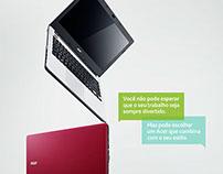 Acer - Linha Aspire
