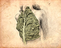 Vestido orgánico-Comestible