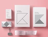 Branding for textile artist