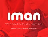 Iman - Brands activation
