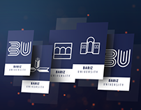 Bariz University Logo Proposals