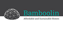 Bamboolin - Affordable and Sustainable Homes