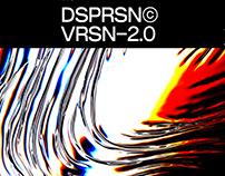 'DISPERSION' V2.0 — POSTER SET c/o HMD™