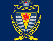 Vidya Vinay Veerta -Logo