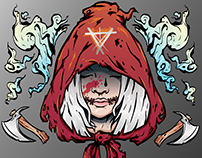 RISAZ TALE: Red Riding Hood & The Wolf