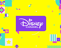 Disney Channel Ident Promo