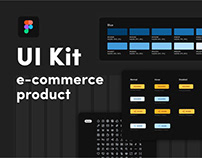 Free UI-Kit e-commerce product