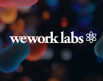 Visuals and Animation- Wework India launch