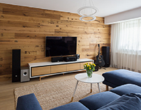 Interior photography: 4-Room Apartment in Oradea