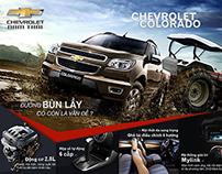 Chevrolet Nam Thái - Leaflet Colorado - 2015