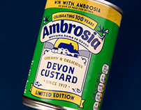 Ambrosia Centinery Packaging