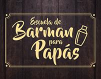 Escuela de Barman para Papás