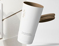 Palta · Brand Design Alternative A