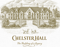 Chelster Hall Illustrations by Steven Noble