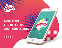 Drinco - mobile app