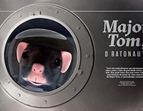 Major Tom - O ratonauta