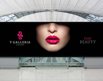 T Galleria by DFS - Rebranding