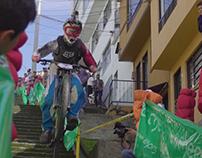 urban downhill manizales, colombia