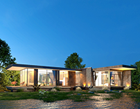 Maxim House 3D