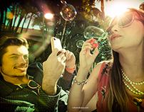"""Óculos """"Grife Pau Brasil"""" - Lomo style"""