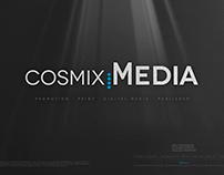COSMIX MEDIA • The Logo