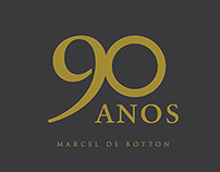 90 Anos Marcel de Botton