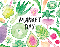 Market Day Collection