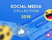 Social Media 2015 Collection
