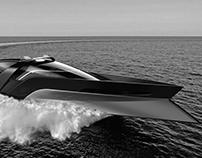 Lexus LC-Y Yacht