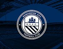 Manchester City Football Club Logo Concept