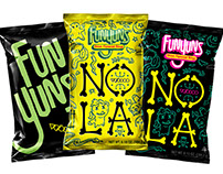Packaging • Funyuns