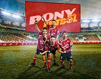 Pony Malta Grandes desde pequeños