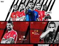 AlAhly SC 2017-2018 Identity