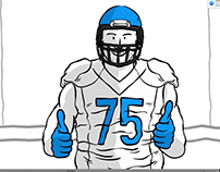 NFL Animations - The Rookie Handbook
