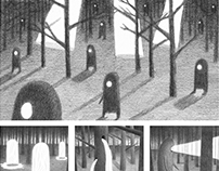 The Creepers Pages 1-4