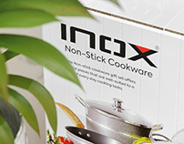 Inox Cookware - Packaging Design
