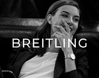 Breitling-Online Store Redesign