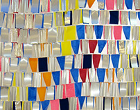 INTERIOR TEXTILES: KINETIC CURTAIN I