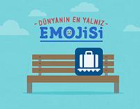 Dünyanın En Yalnız Emojisi