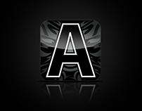 Logo. Adrenaline Rush