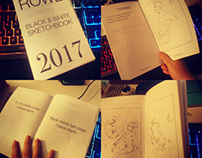 Book of 2017 Sketches