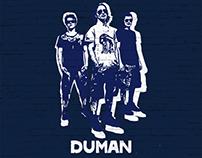İstanblue Semtler Şişesi 'Sokak Kafası, Duman Edition'