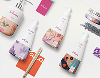 Vaia Brand and Packaging Design.