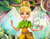 Tinkerbell - Pixie Hollow