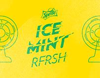 sprite ice mint