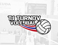 Volleyball Club TJ Turnov (Logotype/Flyers/Posters)