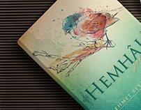 Hemhâ - Zât-ı Aşk kapak tasarımı