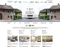 EcoHome Webdesign