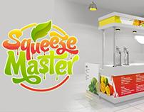 Kiosk Design - Squeeze Master