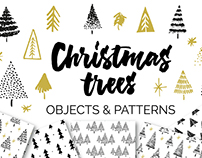 Christmas Trees: Objects & Pattenrs